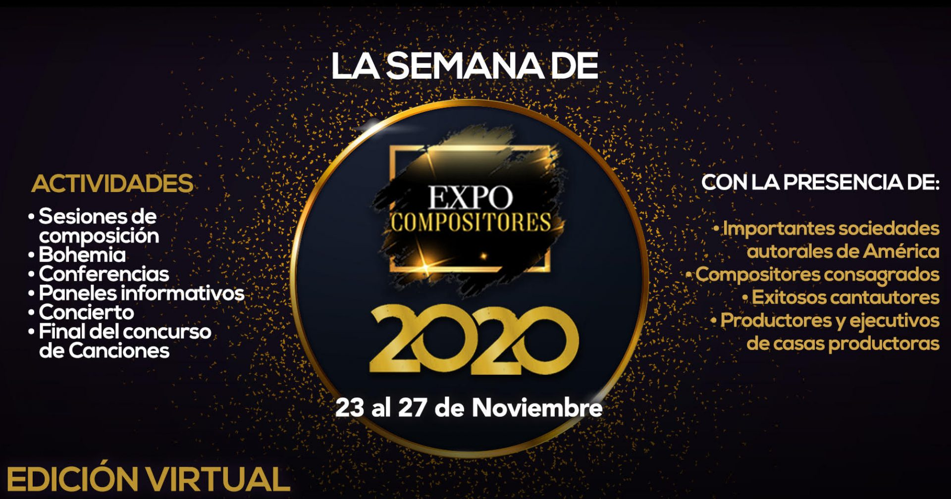 Expo Compositores 2020